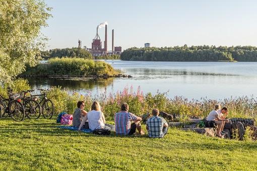 Hoạt động nhóm là công việc không thể thiếu tại Phần Lan