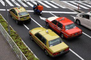 taxi sân bay haneda