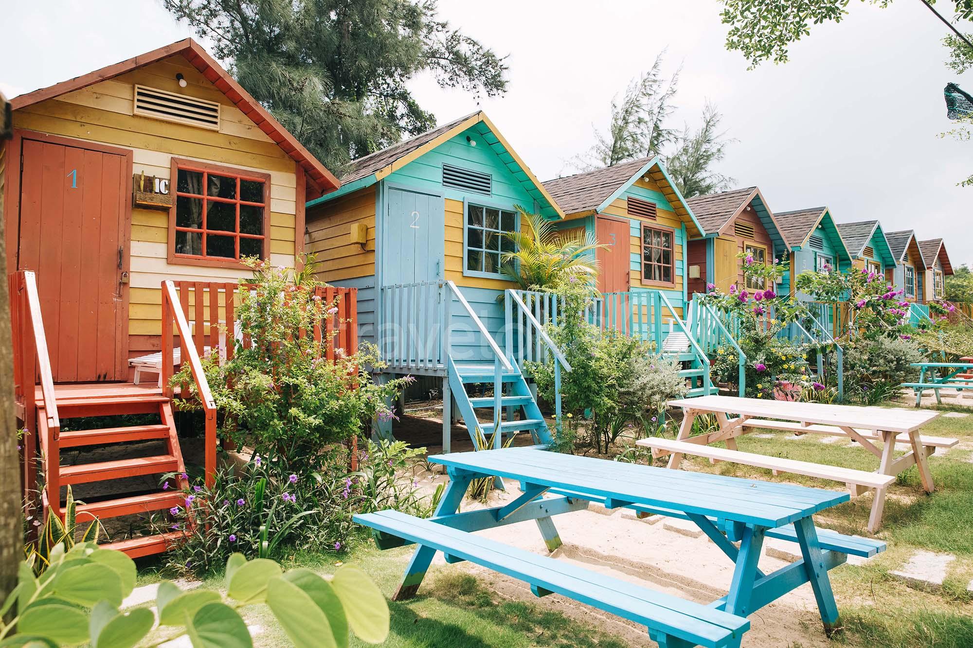 Cẩm nang du lịch Phan Thiết - Cocobeach Camp