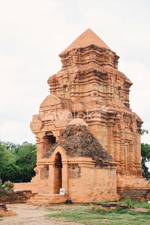 Cẩm nang du lịch Phan Thiết - Tháp Poshanu