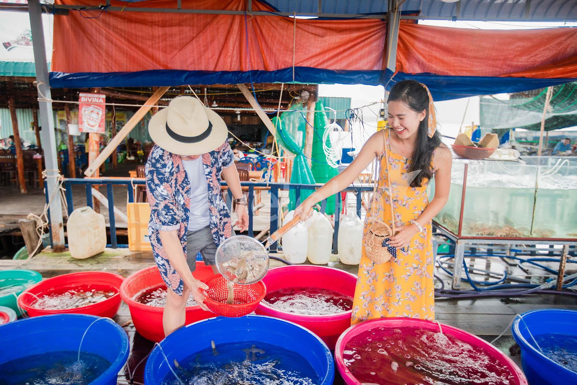 Cẩm nang du lịch Phú Quốc - Làng chài Hàm Ninh