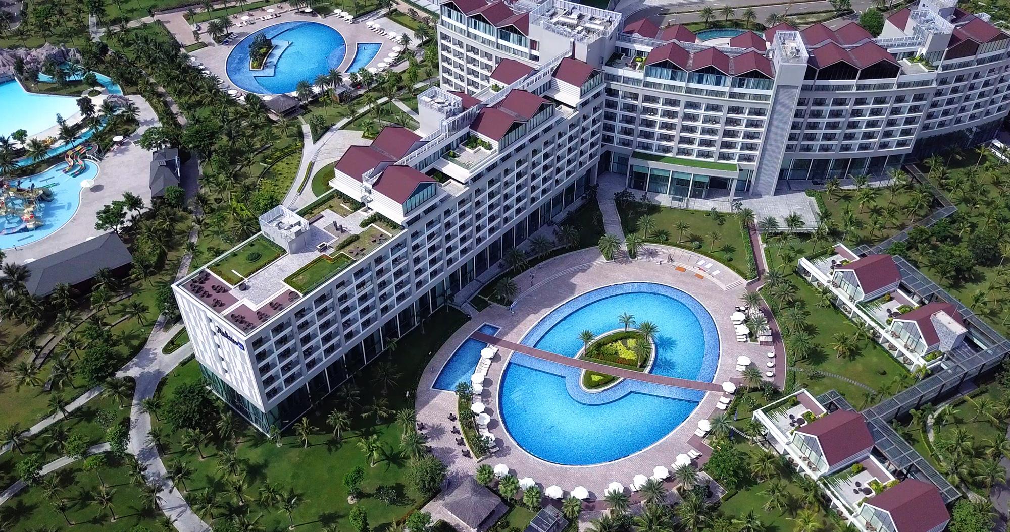 Cẩm nang du lịch Phú Quốc - Radisson Blu Resort Phu Quoc