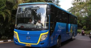 xe buýt đưa đón sân bay denpasar