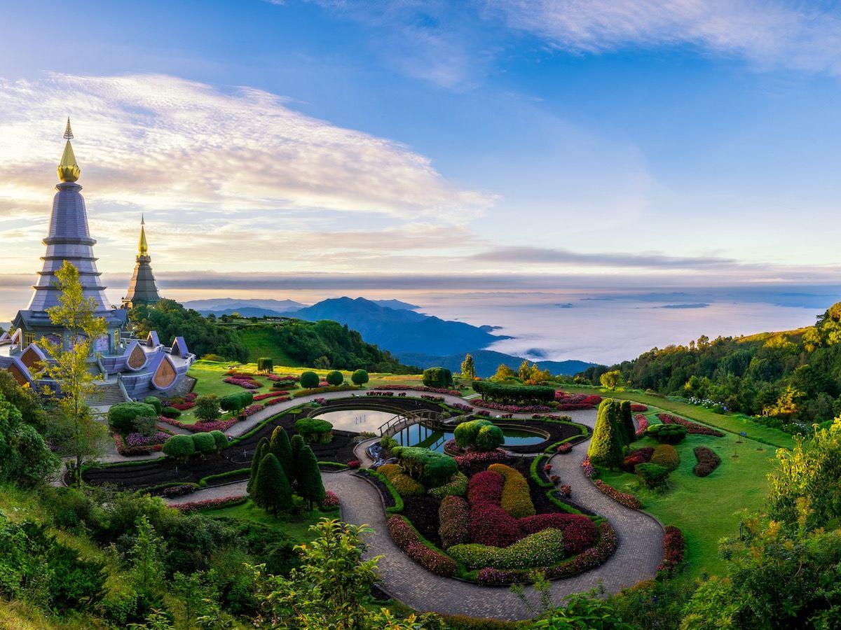 Kinh nghiệm đi Chiang Mai