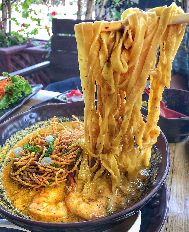 Kinh nghiệm đi Chiang Mai - Khao Soi