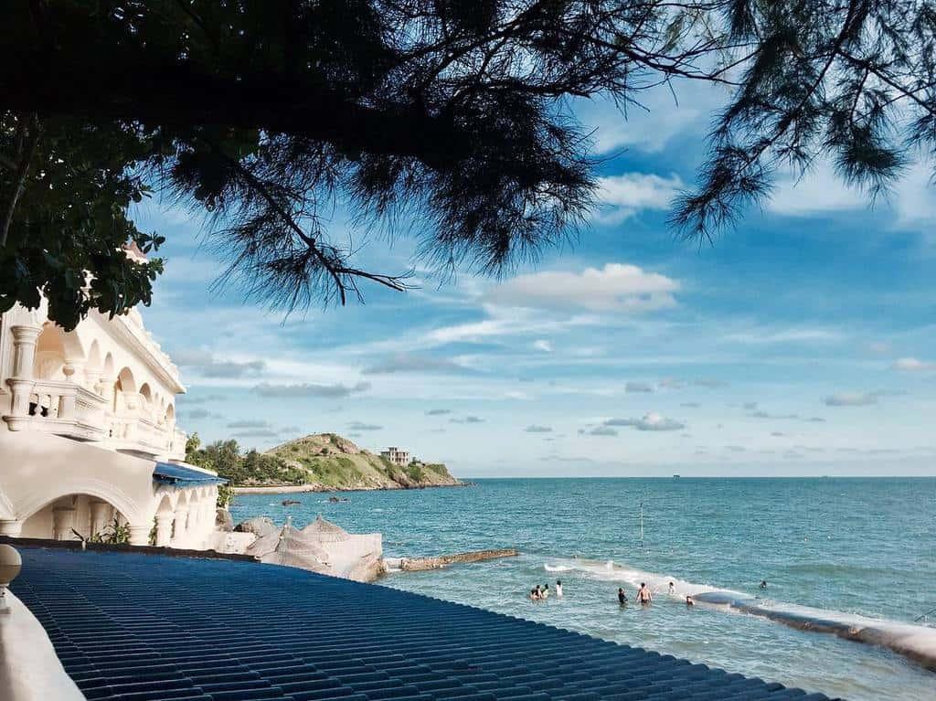 Kinh nghiệm đi Vũng Tàu - Khách sạn Lan Rung Phuoc Hai Resort & Spa