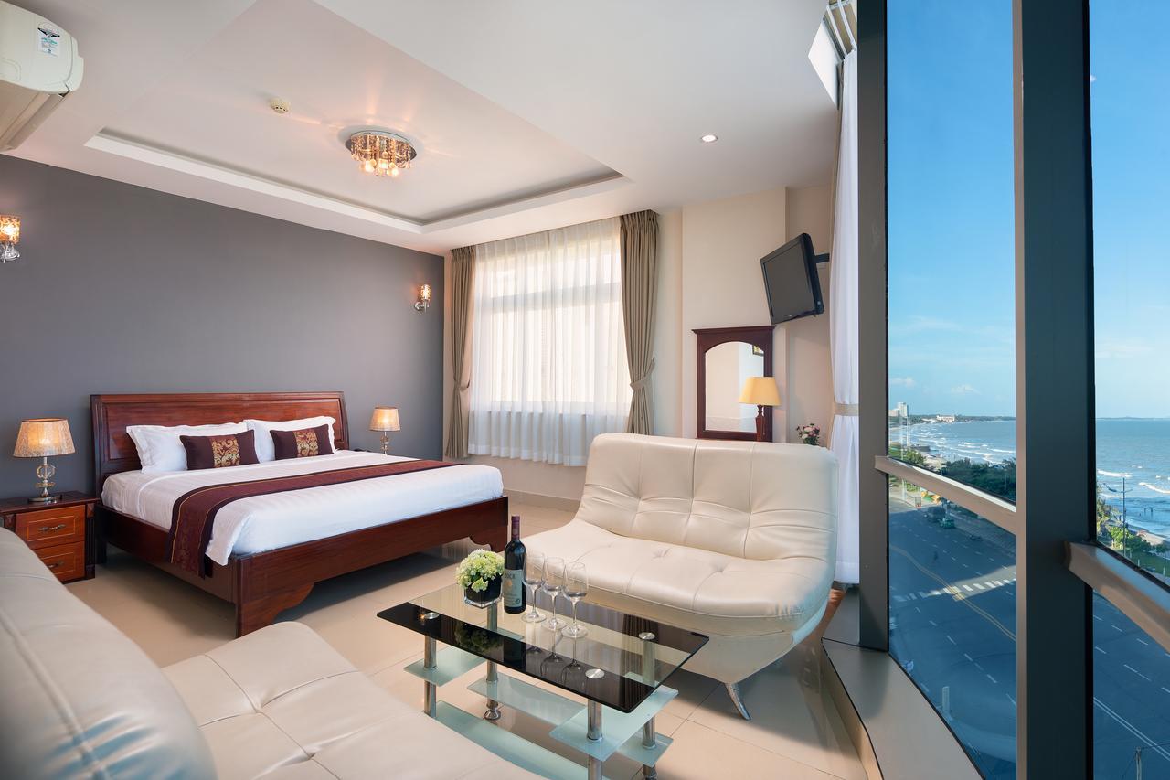 Kinh nghiệm đi Vũng Tàu - Khách sạn Corvin Hotel