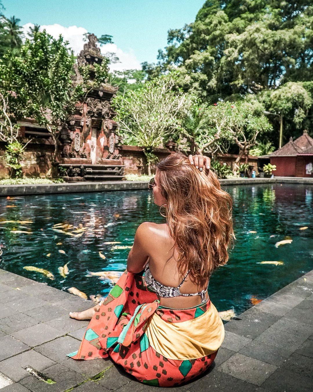 Kinh nghiệm du lịch Bali tự túc - Đền Pura Tirta Empul