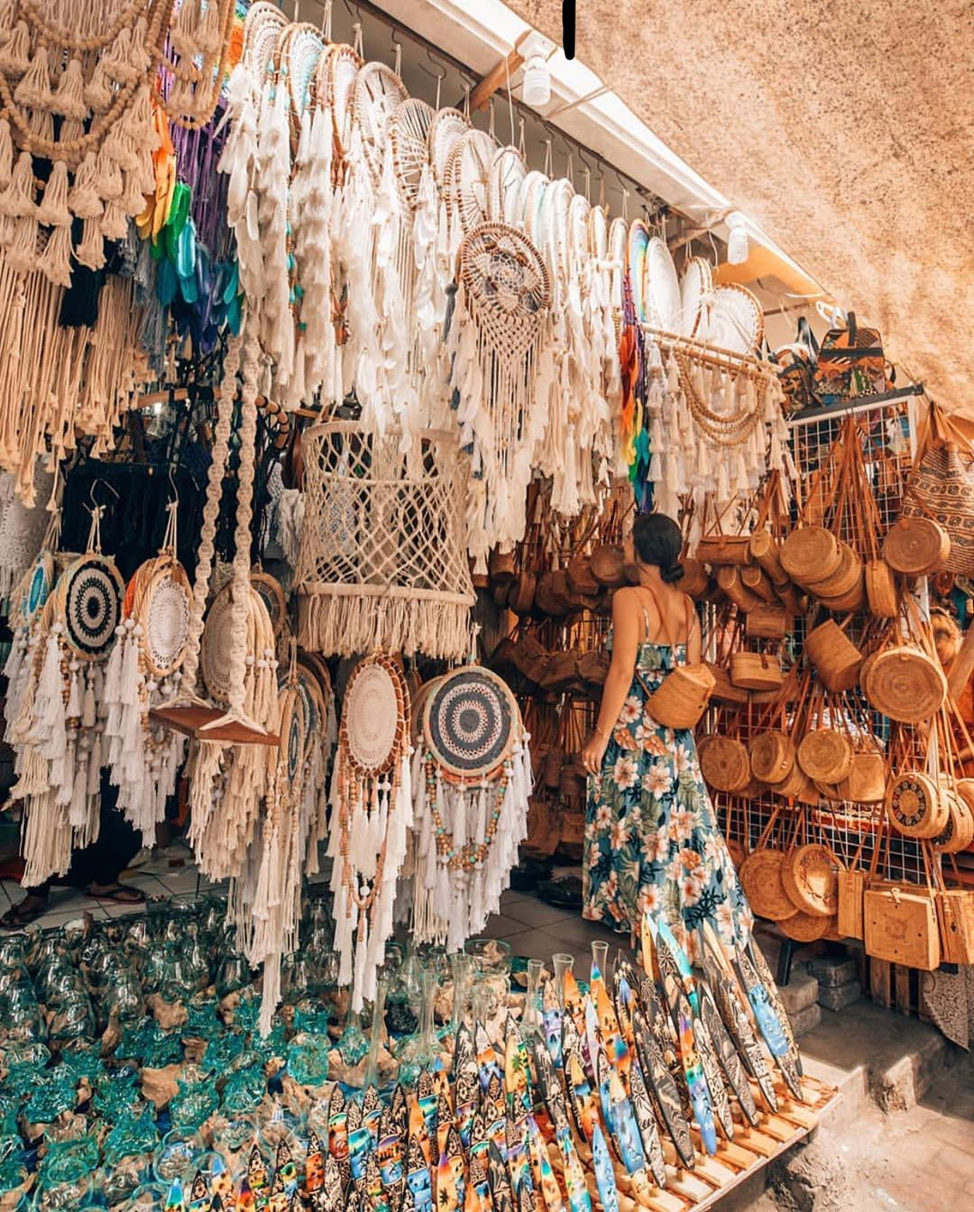 Kinh nghiệm du lịch Bali tự túc - Chợ Ubud
