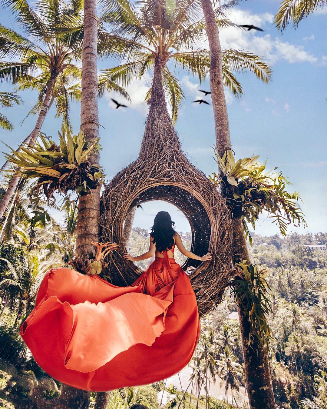 Kinh nghiệm du lịch Bali tự túc - Zen Hideaway- Bali Swing
