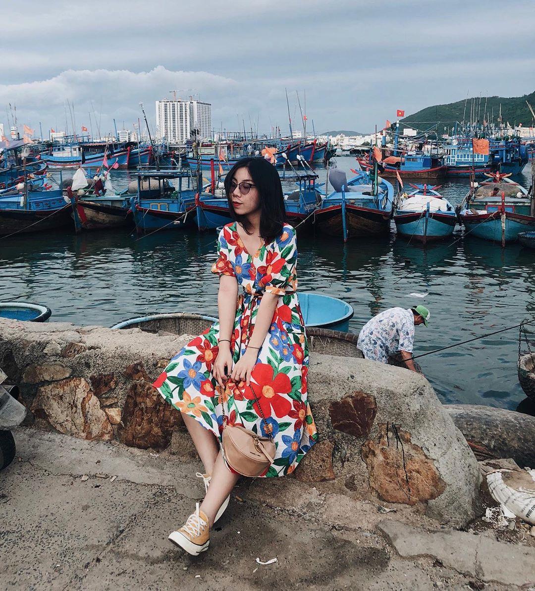Kinh nghiệm du lịch Nha Trang - Cảng Hòn Rớ