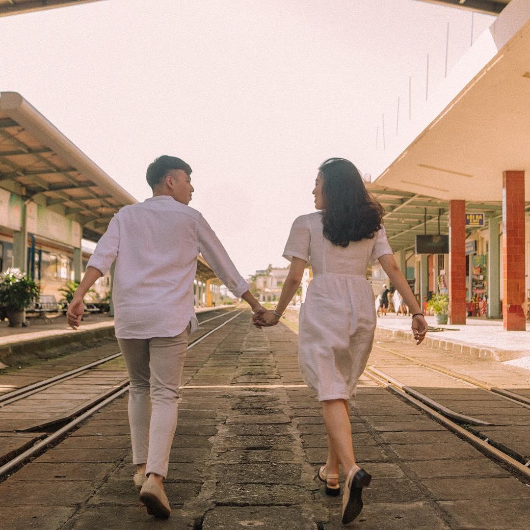 Kinh nghiệm du lịch Nha Trang - Ga tàu hỏa Nha Trang