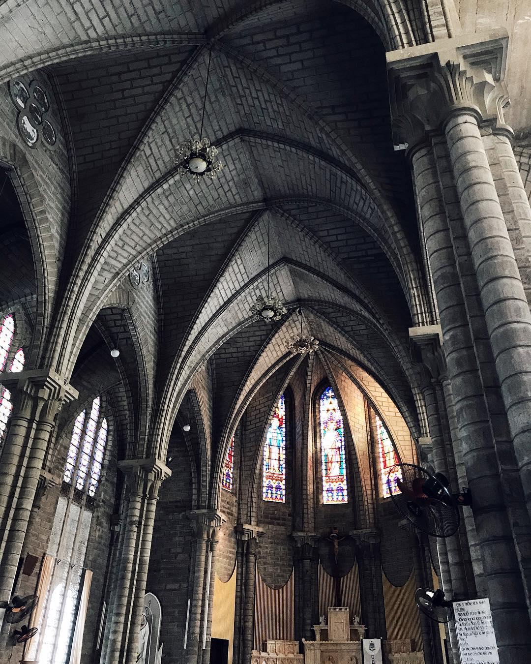 Kinh nghiệm du lịch Nha Trang - Nhà thờ Núi