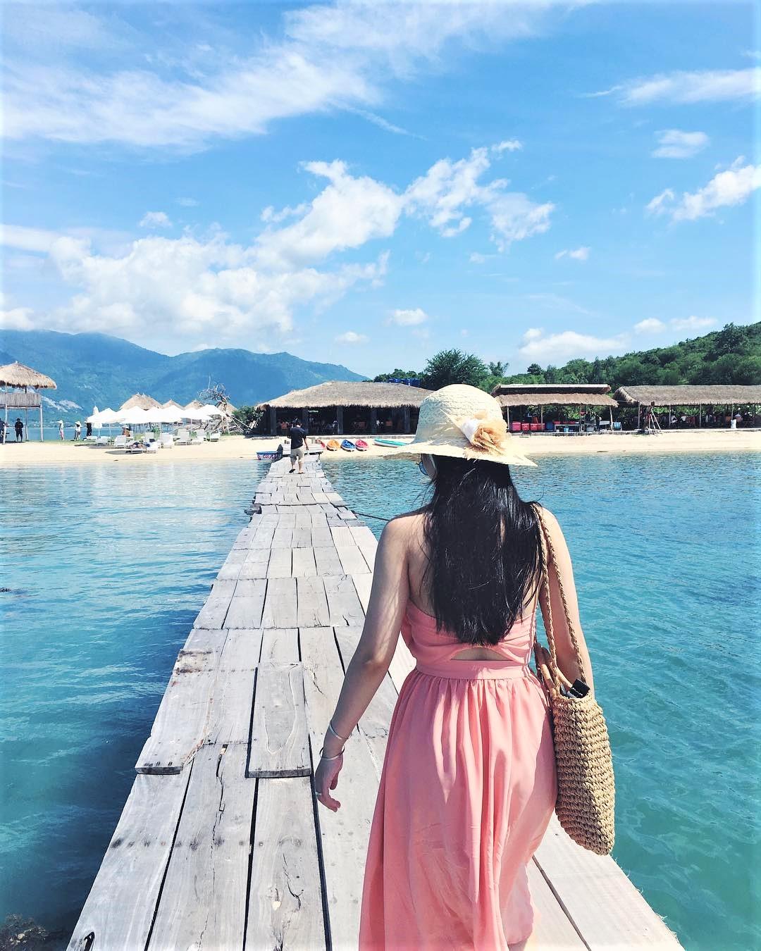 Kinh nghiệm du lịch Nha Trang - Cầu gỗ Điệp Sơn