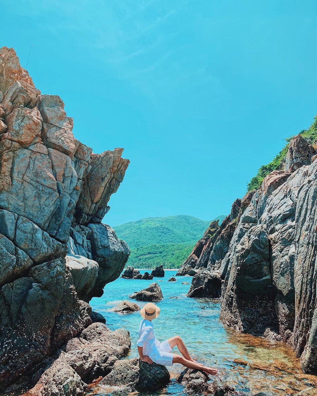 Kinh nghiệm du lịch Nha Trang - Hang Heo