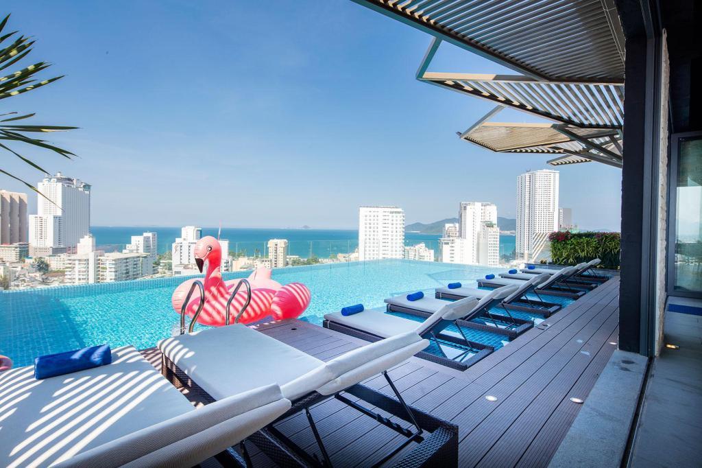 Kinh nghiệm du lịch Nha Trang - Khách sạn Sen Việt Premium Hotel Nha Trang