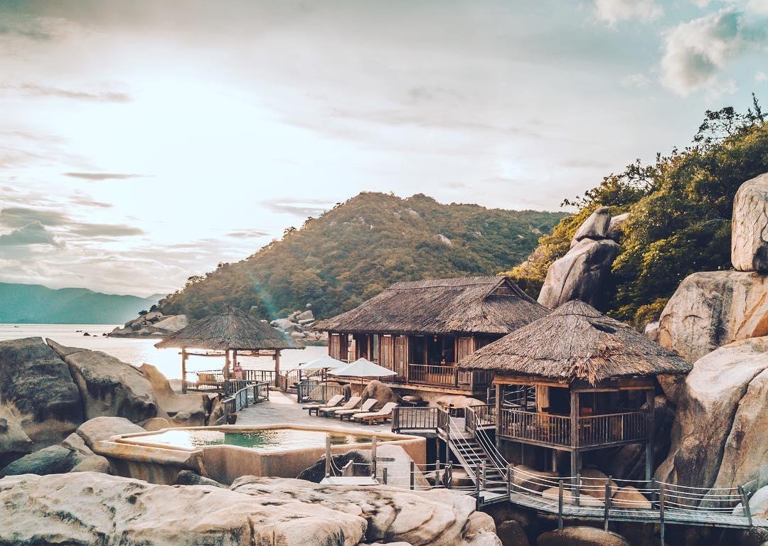 Kinh nghiệm du lịch Nha Trang - Vịnh Ninh Vân