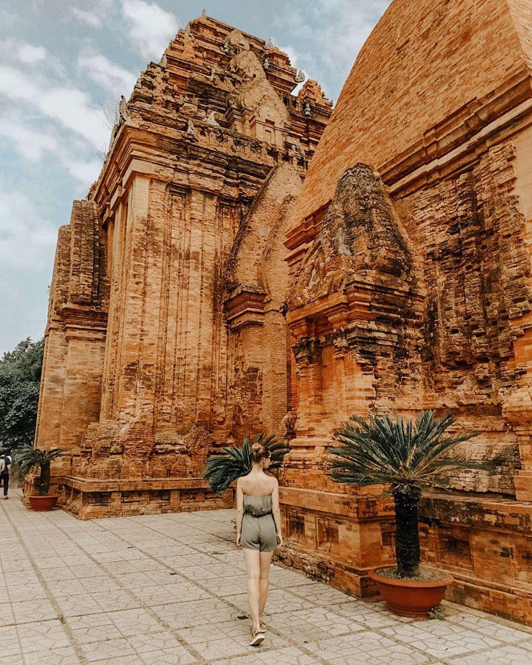 Kinh nghiệm du lịch Nha Trang - Tháp Bà Ponagar