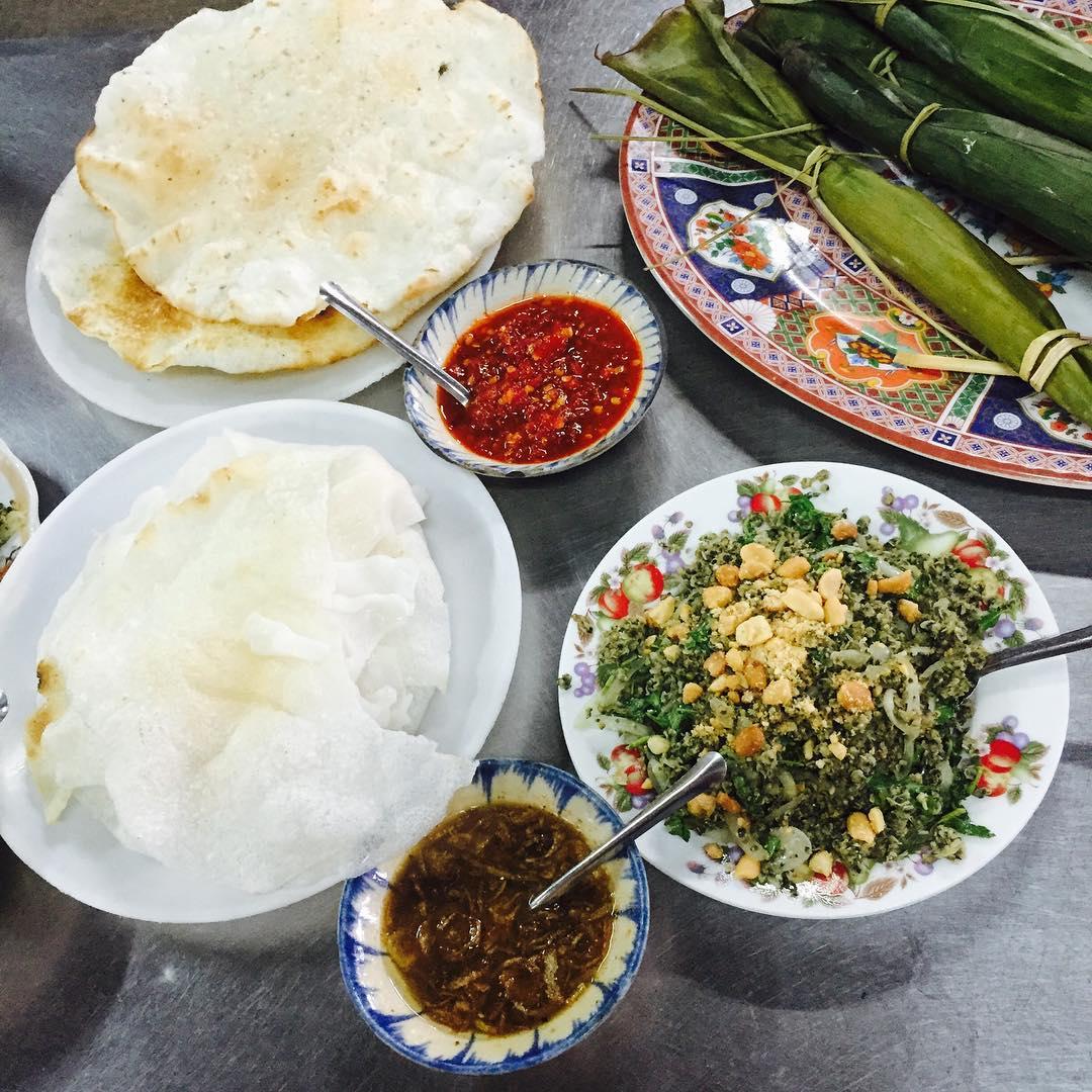Kinh nghiệm du lịch Nha Trang - Bánh đập