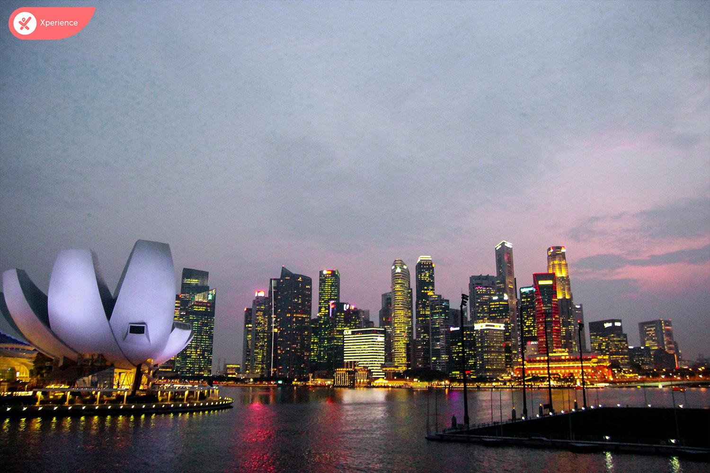 Du lịch Singapore tự túc 4 ngày 3 đêm