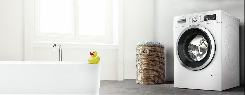 Máy giặt Bosch là dòng sản phẩm có mẫu mã đẹp mắt và chất lượng sử dụng cực kỳ tối ưu