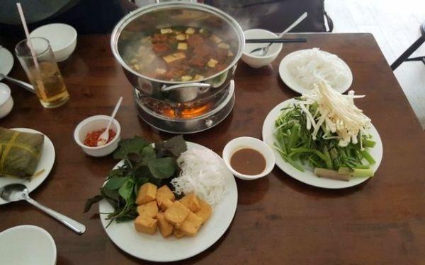 """""""Bếp chay Phạm Hồng Phước""""Quán chay ngon nhất Bình Thạnh"""