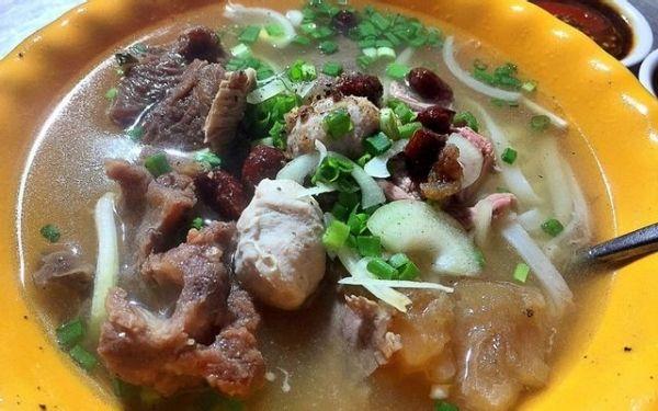 HỦ tiếu Nơ Trang Long Bình Thạnh