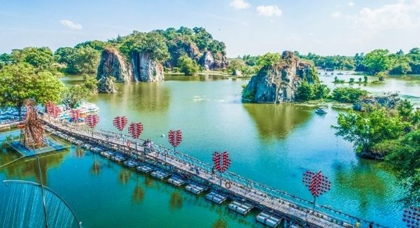 Khu du lịch ở Sài Gòn bạn nên biết