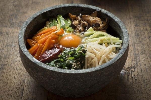 Quán ăn ngon ở sài gòn quận Bình Thạnh kiểu Hàn Quốc