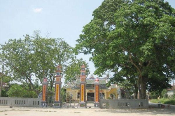 Chùa cổ Long An được xây dựng từ thế kỷ 19