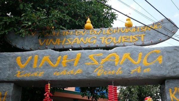 Vĩnh Long có gì chơi tại khu du lịch Vinh Sang